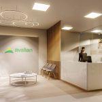 Avalian- sala de espera