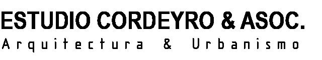 Estudio Cordeyro y Asoc - Arquitectura y Urbanismo
